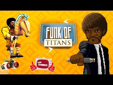 SAMUEL L. JACKSON IN GIOCO!  // FUNK OF TITANS Gameplay\Funny Moments ITA