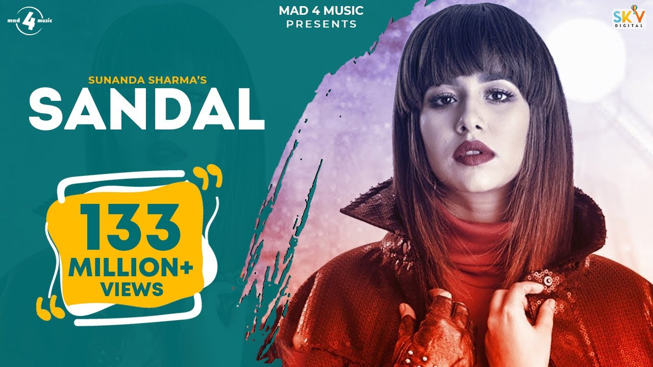 Download SANDAL (Official Video) SUNANDA SHARMA | Sukh-E | JAANI | Latest Punjabi Songs 2019 | MAD 4 MUSIC