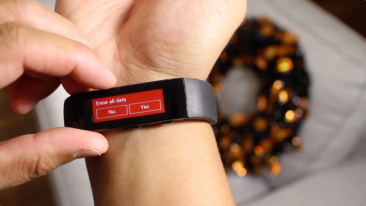 How to factory reset the Microsoft Band | Windows Central