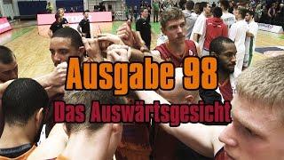 NINERS360 Ausgabe 98 - Das Auswärtsgesicht | Baunach Young Pikes vs. NINERS Chemnitz - 82:67