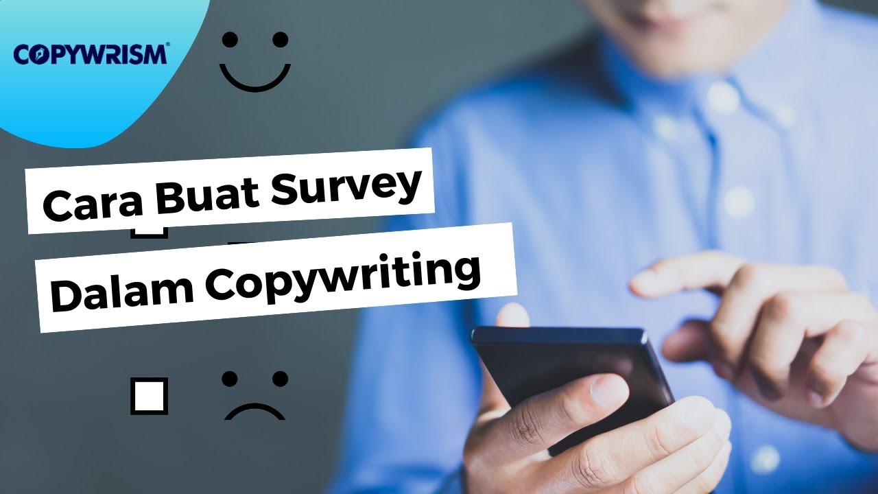 Cara Buat Survey Dalam Copywriting - YouTube