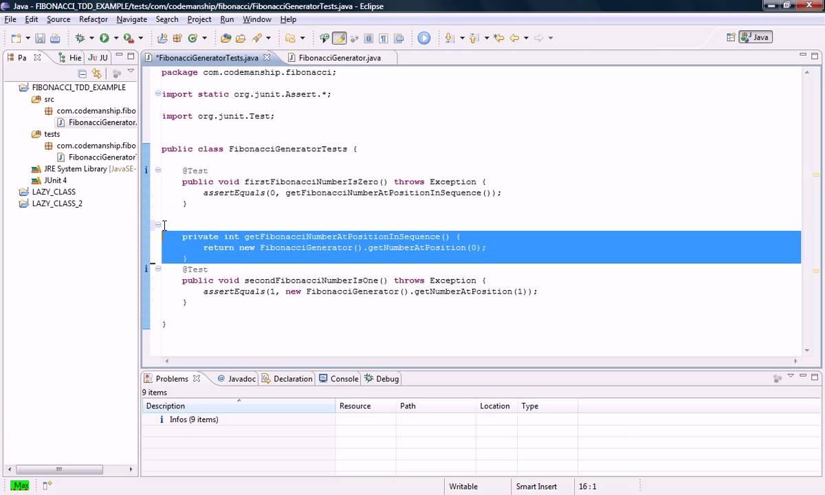Codemanships test driven development in java youtube baditri Images