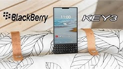 BlackBerry KEY3, First Look, Phone Specifications, Price, Release
