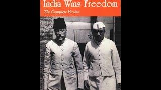 Let's Talk Book! India Wins Freedom by Maulana Abul Kalam Azad