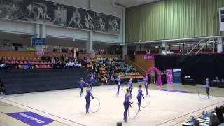 axoria taper joukkuevoimistelun etel suomen aluemestaruuskilpailut 6 7 11 15 kisahalli