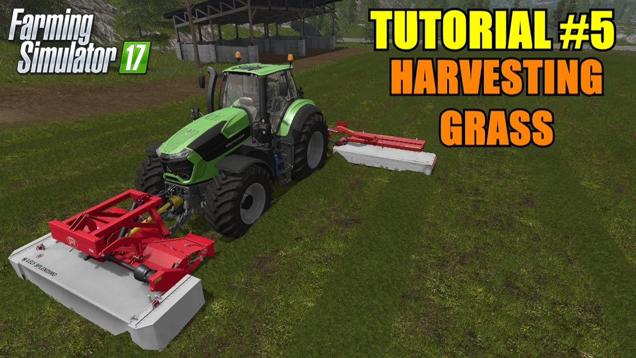 how to play grass simulator