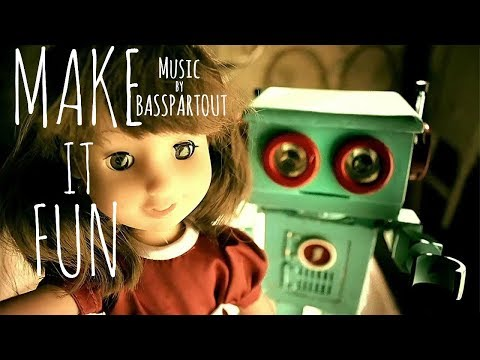 Make It Fun - Happy Upbeat Ukulele Instrumental Background Music for Video
