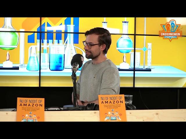 Slippertje 44: Een succesvolle Ecommerce onderneming opzetten met Stephan Spijkers