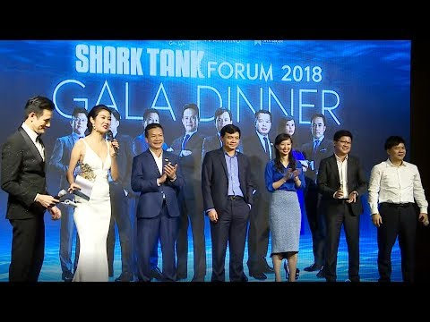 Gala Dinner Shark Tank Forum 2018
