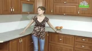 Кухня София Классика Орех
