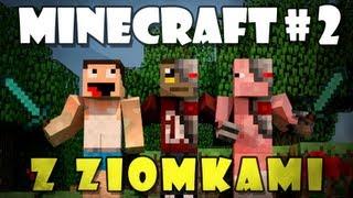 Minecraft z ziomkami #2 - Pelerynka niewidka ;o /w AspyrPL (2013)