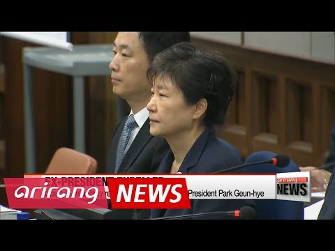 Liberty Korea Party revokes membership of ex-President Park Geun-hye
