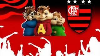 Alvin e os Esquilos , Hino do Flamengo !!