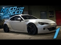 Choosing The BRZ! - Need For Speed 2015 - Ep 1