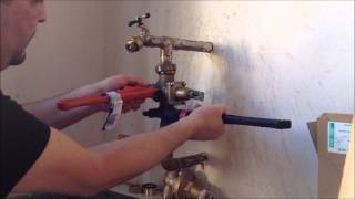 How to replace a Water Pressure Regulator Valve