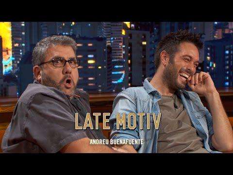 LATE MOTIV - Florentino Fernández y Dani Martínez vuelvenNOvuelven  LateMotiv120