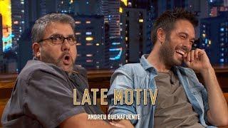 LATE MOTIV - Florentino Fernández y Dani Martínez. #vuelvenNOvuelven   #LateMotiv120