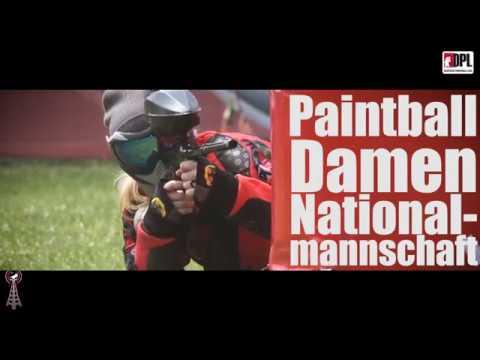 Tryout der Paintball Damen Nation für 2019 Trailer