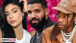 Kylie Jenner & Drake REPORTEDLY Seeing Each Other To Make Travis Scott Jealous!