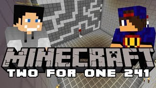 TRUDNE SPRAWY  Minecraft Puzzle Escape: TWO FOR ONE #5 w/ Undecided