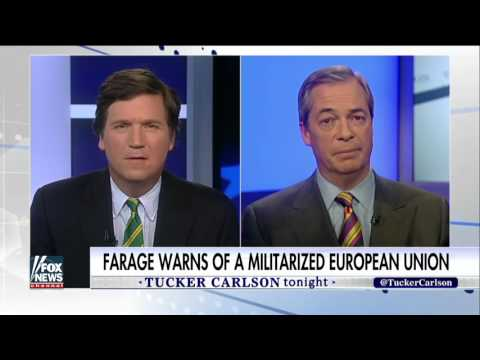 [ Tucker Porn ] Liberals now blaming Russia for Brexit
