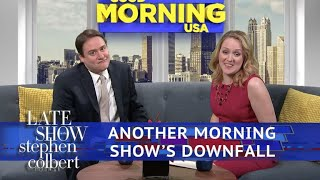 Yet Another Morning Show Ridden With Sexual Misconduct