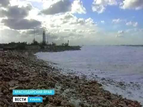 Вторые сутки в Краснодарском крае новости делает ураган