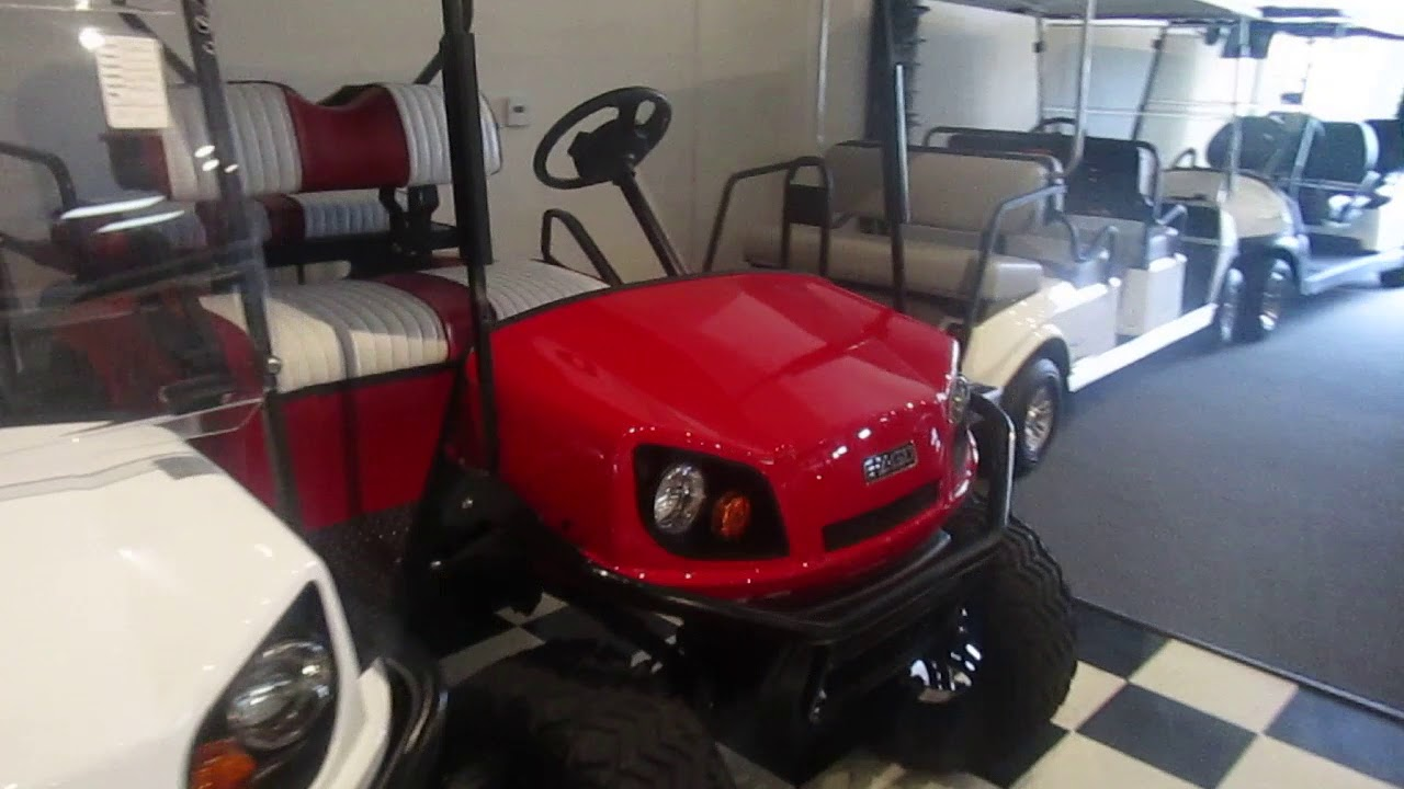 Prestige Golf Cars - New & Used Golf Cars, Service, and