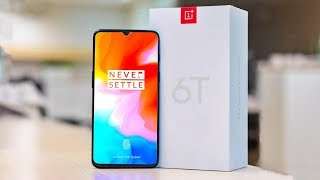 OnePlus 6T Unboxing Review (T-Mobile)