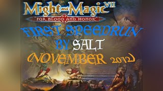 Might and Magic VII - Speedrun [01:17:50] Thumbnail