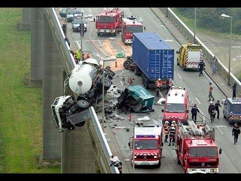 Wypadki Samochodowe, Niewiarygodnie Smieszne Chwile, Które Wydarzylo Sie W Ruchu