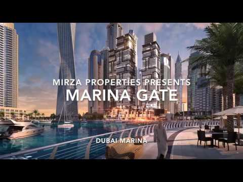 Marina Gate by Select group in Dubai Marina | Mirza Properties