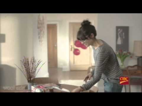 CIBC Commercial (2014) - Dog Party Cheque Deposit by Picture