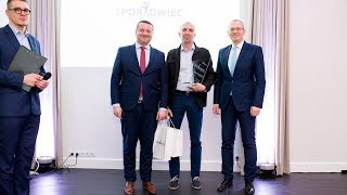 Norbert Majkowski - Trener Roku 2018 w Regionie