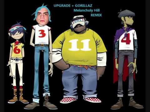 Gorillaz - Melancholy Hill - Upgrade (RAP Remix).wmv