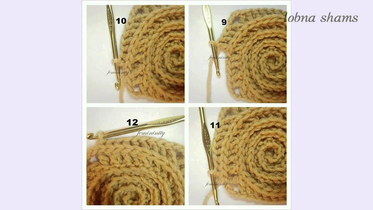Crochet Patterns For Free Vintage Crochet Bedspread 1 Youtube