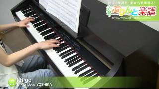 演奏に使用しているピアノ: ヤマハ Clavinova CLP-340.