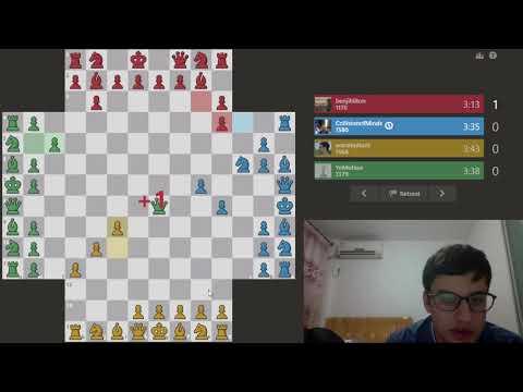 4-Player chess #4- Pawn Pushing Meta