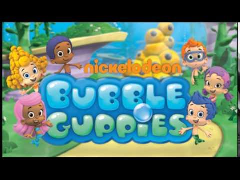 Bubble Guppies - Awesomeness of Rain