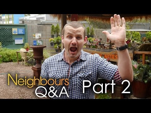 Neighbours Q&A - Ryan Moloney (Toadie Rebecchi) - Part 2