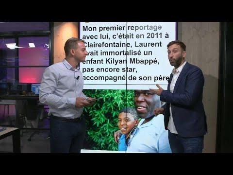 """""""Mbappé, o Príncipezinho"""" por Cyril Collot e Luca Caioli"""