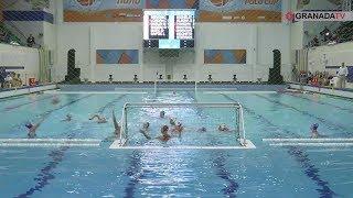 Кубок губернатора по водному поло в Челябинске: Россия vs Хорватия