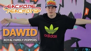 Dawid (Royal Family Poppers) - Popping