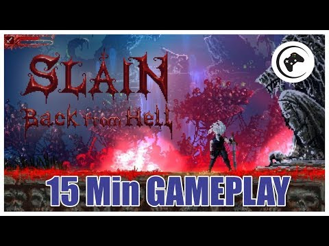 SLAIN Back from Hell - 15 Minutos Gameplay |