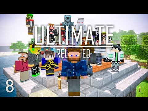 FTB Ultimate Reloaded Modpack Ep. 8 Supporter Server + Pink Slime Setup