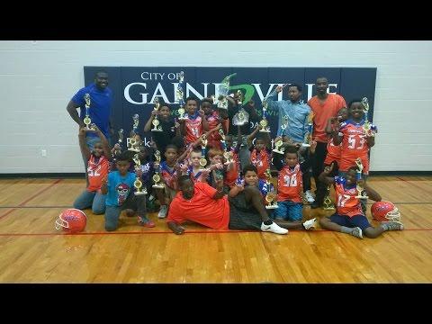 GAINESVILLE GATOR'S vs STARKE COWBOYS 2016