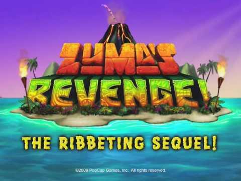 Zuma's Revenge Game Trailer