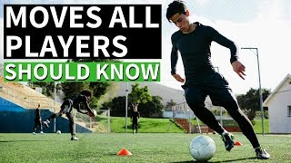 5 Easy Soccer Moves For Kids and Beginners