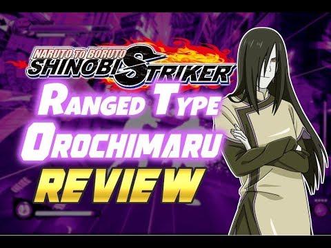 Naruto to Boruto: Shinobi Striker: How GOOD is Orochimaru?