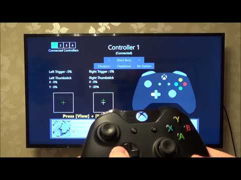 How To TEST Your Xbox One Controller